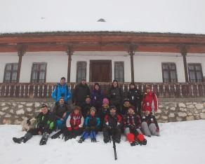 Workshopul de la Ciocanu-Sirnea (jud Arges si Brasov) 15-17 februarie 2013 – pareri, fotografii, impresii