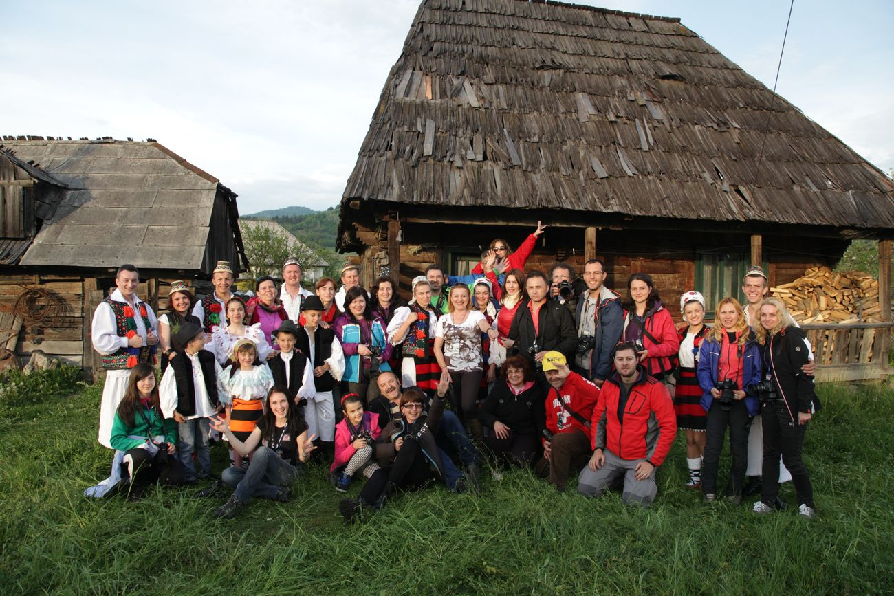 Workshop in Maramures – Mai 2014
