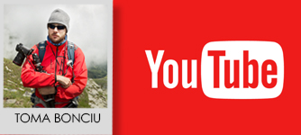 Toma Bonciu pe Youtube