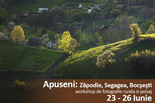Apuseni: Zăpodie, Segagea, Bocşeşti | 23 – 26 Iunie 2016