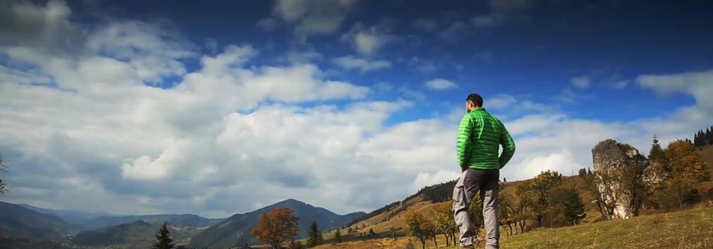 Culorile toamnei intr-o zi innourata – Vlog de Fotografie de Peisaj