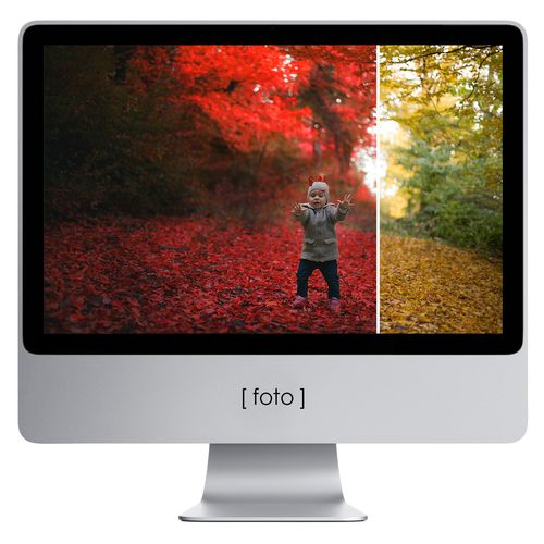 editarea fotografiei de copii si bebe in photoshop 500x500