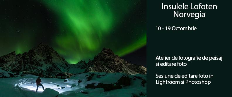 Insulele Lofoten – Norvegia