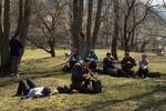 Fotografii Workshop Bucovina arpilie 2013