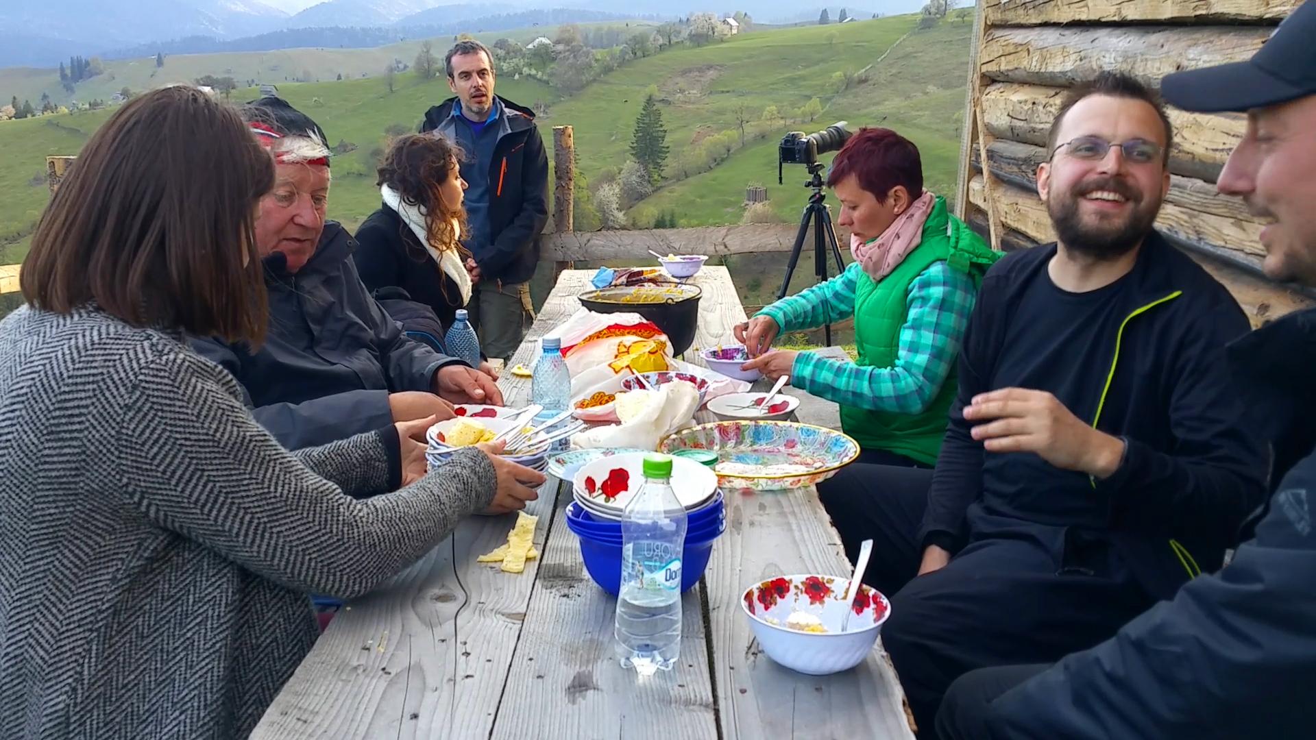 Workshop de fotografie in Bucovina – Making of (Aprilie 2016)