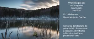 Lacuri inghetate: Lacul Cuejdel si Lacul Rosu