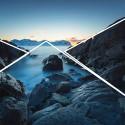 Triunghiuri si Fotografie de Peisaj